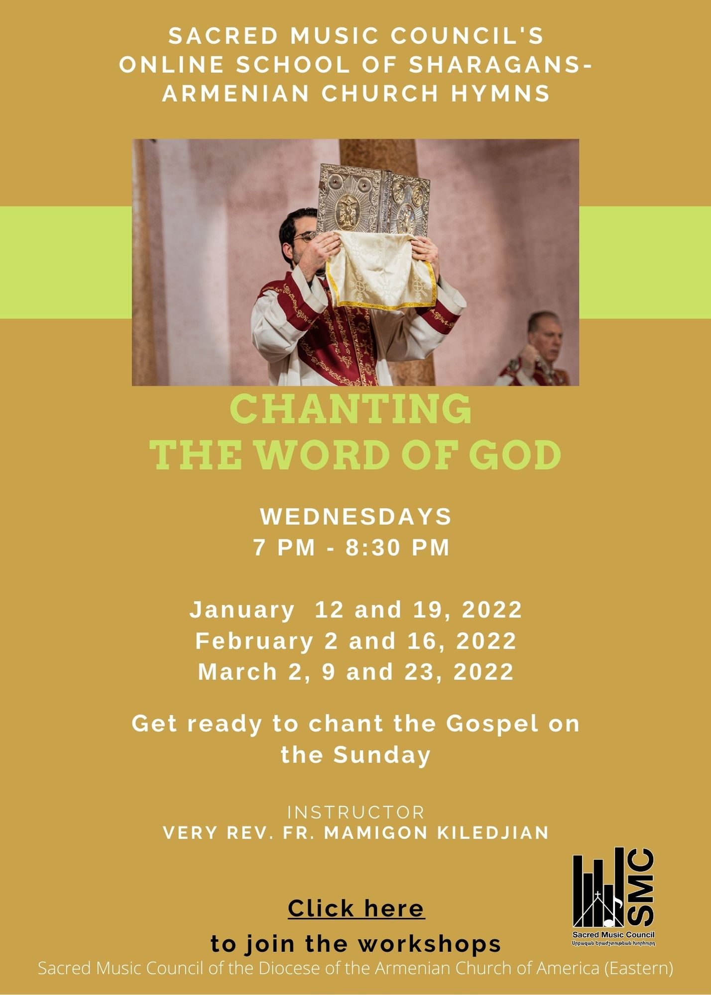 Chanting the Word of God