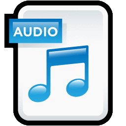 recover audio file